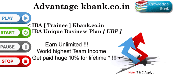Kbank.co.in : World highest team income